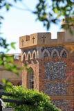 Fortificazione del castello di Whitstable Immagine Stock Libera da Diritti