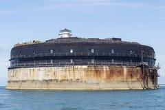 Fortificazione del mare Fotografie Stock