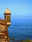 Fortificazione del Porto Rico Fotografie Stock Libere da Diritti