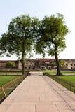 Fortificazione di Agra Fotografie Stock