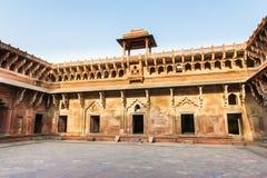 Fortificazione di Agra Immagini Stock