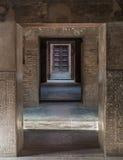 Fortificazione di Agra Fotografia Stock