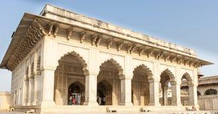 Fortificazione di Agra Immagine Stock