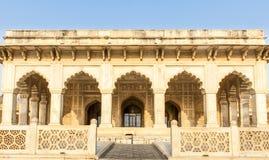 Fortificazione di Agra Fotografie Stock Libere da Diritti