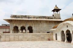 Fortificazione di Agra: Immagine Stock Libera da Diritti