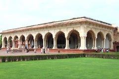 Fortificazione di Agra: Immagini Stock