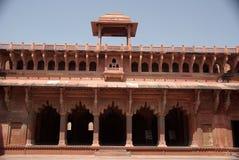 Fortificazione di Agra, India Fotografia Stock Libera da Diritti