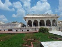 Fortificazione di Akbar Fotografie Stock Libere da Diritti