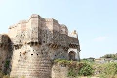 Fortificazione di Ausa Fotografia Stock