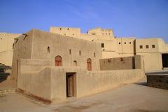 Fortificazione di Bahla Immagine Stock Libera da Diritti