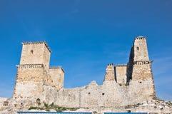Fortificazione di Diosgyor Fotografie Stock