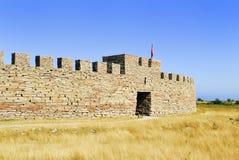 Fortificazione di Eketorp fotografia stock libera da diritti
