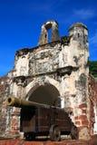 Fortificazione di A Famosa Fotografie Stock