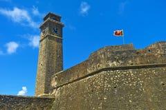 Fortificazione di Galle Immagini Stock