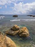 Fortificazione di Galle in Sri Lanka Immagini Stock