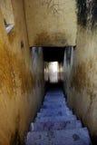 Fortificazione di Golconda a Haidarabad immagine stock libera da diritti