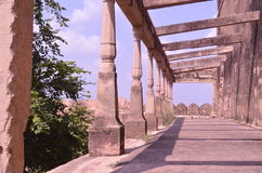 Fortificazione di Gwalior Fotografia Stock Libera da Diritti