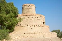 Fortificazione di Jahili fotografie stock libere da diritti