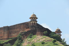Fortificazione di Jaigarh. Immagine Stock