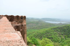 Fortificazione di Jaigarh immagini stock libere da diritti