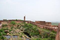 Fortificazione di Jaigarh fotografie stock