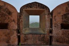 Fortificazione di Jaigarh fotografie stock libere da diritti