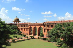 Fortificazione di Jaigarh (Jaipur). Immagine Stock Libera da Diritti