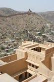 Fortificazione di Jaipur Immagine Stock