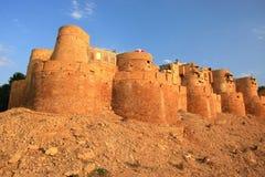 Fortificazione di Jaisalmer, Ragiastan, India Immagine Stock Libera da Diritti