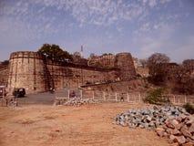 Fortificazione di Jhansi Fotografie Stock Libere da Diritti