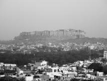 Fortificazione di Jodhpur fotografia stock libera da diritti