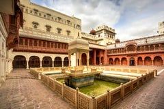 Fortificazione di Junagarh, India fotografia stock libera da diritti