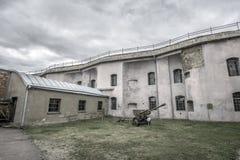 Fortificazione di Kaunas nona immagine stock libera da diritti