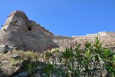 Fortificazione di Kumbhalgarh India Fotografia Stock