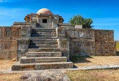 Fortificazione di Kumbhalgarh nel Ragiastan, India Immagine Stock