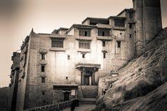 Fortificazione di Leh Fotografie Stock Libere da Diritti