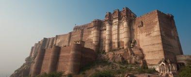 Fortificazione di Mehrangarh Immagine Stock Libera da Diritti