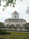 Fortificazione di Meru Fotografie Stock