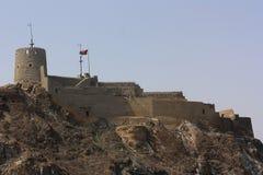 Fortificazione di Mirani Fotografia Stock Libera da Diritti