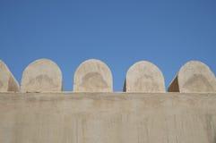 Fortificazione di Nakhal immagini stock