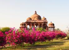 Fortificazione di Ranthabhore Fotografie Stock
