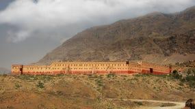 Fortificazione di Shagai Fotografie Stock