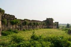 Fortificazione e rovine Fotografie Stock