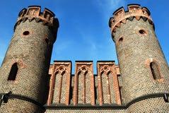 Fortificazione Fridrichsburg, Kaliningrad, Russia Fotografia Stock Libera da Diritti