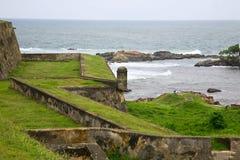 Fortificazione Galle Fotografie Stock