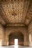 Fortificazione India di Agra Fotografie Stock