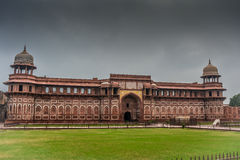 Fortificazione indiana fotografia stock