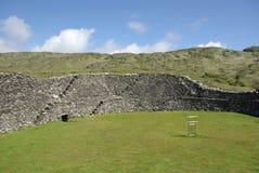 Fortificazione in Irlanda Immagine Stock Libera da Diritti