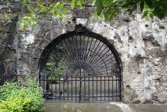 Fortificazione Manila immagini stock