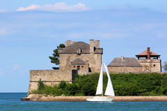 Fortificazione Niagara immagine stock